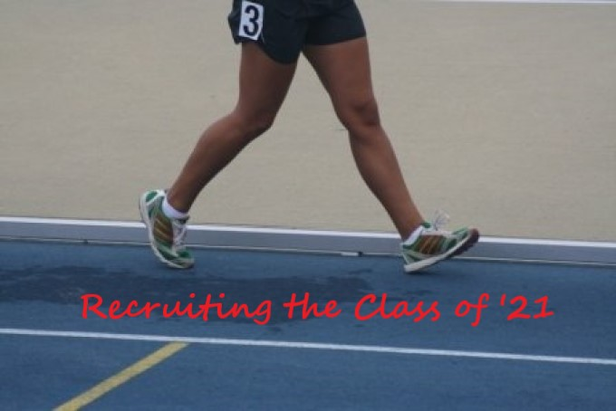 Recruiting the Class of 21