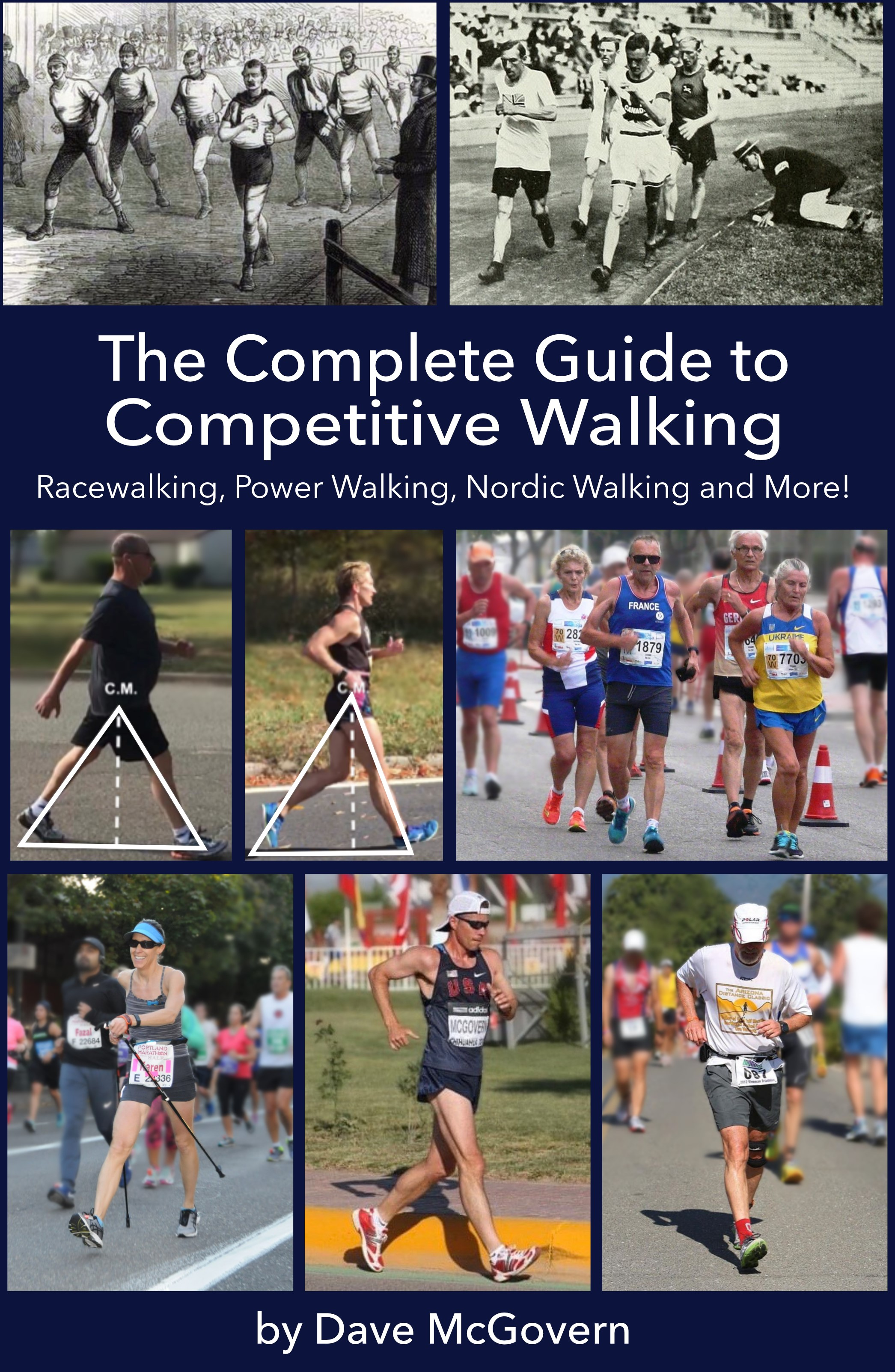 The Complete Guide to Competitive Walking – Book Review